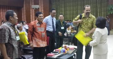 Workshop Internasional Rehabilitasi Hutan